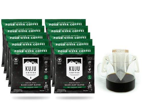 Kuju Pour-Over Coffee Bags